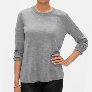 Banana Republic | Extra-Fine Merino Wool Sweater